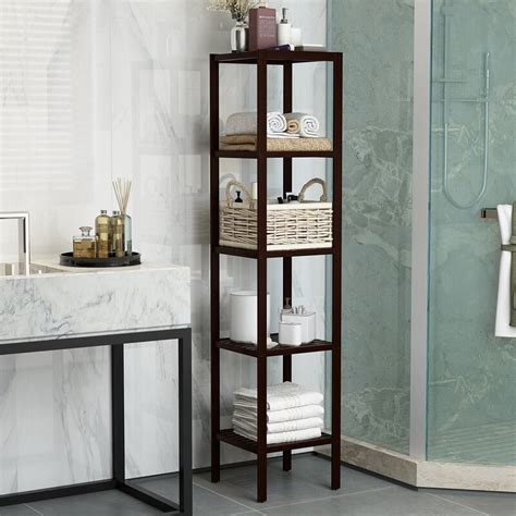 58.27 H x 13.98 W Shelving Unit