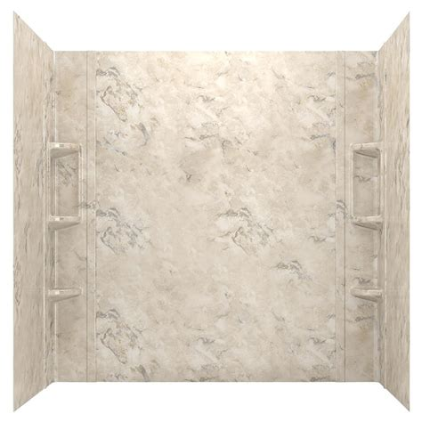 "59"" x 60"" x 32"" Shower Wall (Set of 3)"