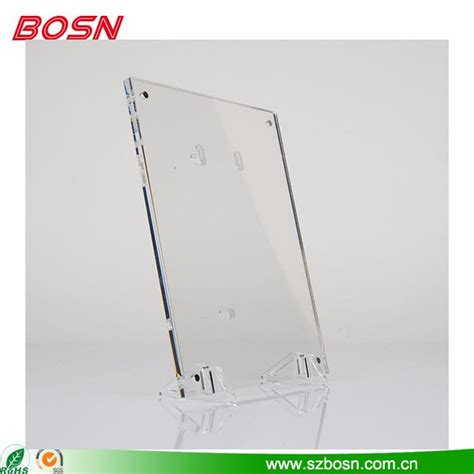 5x7 Clear Plastic Picture Frames