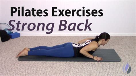 @ 6 Pilates Exercises To Relieve Lower Back Pain Doyouyoga.