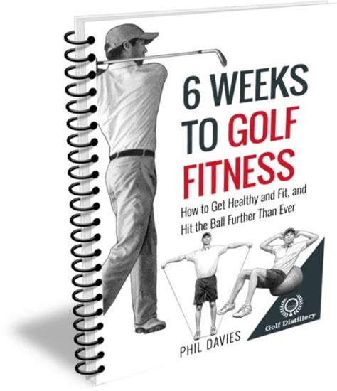 [click]6 Weeks To Golf Fitness  Free Online Golf Tips.