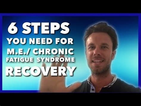 @ 6 Things You Need During Recovery From M E Chronic Fatigue Syndrome