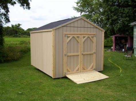 6 X 10 Shed Plans