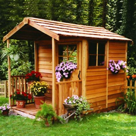 6 X 2 Shed