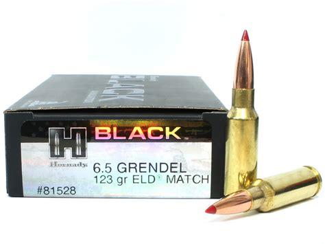 Ammo 6.5 Grendel Ammo.