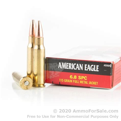 Ammunition 6.8 Spc Ammunition.