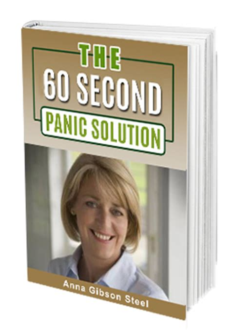 [click]60 Second Panic Solution Review   Is It Totally Scam .