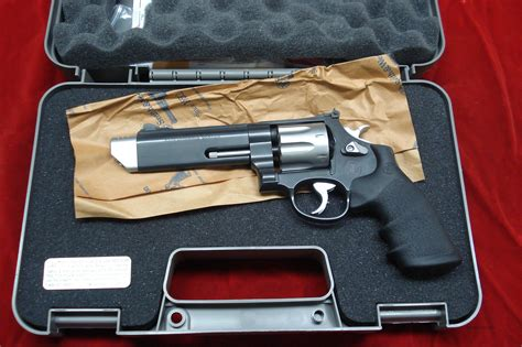 Smith-And-Wesson 627 Vs 686 Smith And Wesson.