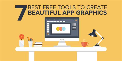 @ 7 Best Free Tools To Create Beautiful App Graphics