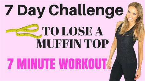 [click]7 Day Challenge - 7 Minute Workout To Lose Belly Fat - Home Workout To Lose Inches - Start Today.