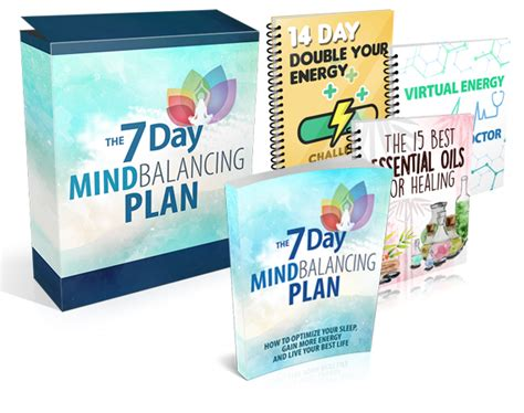 7 Day Mind Balancing – Optimize Sleep For More Energy – About All.
