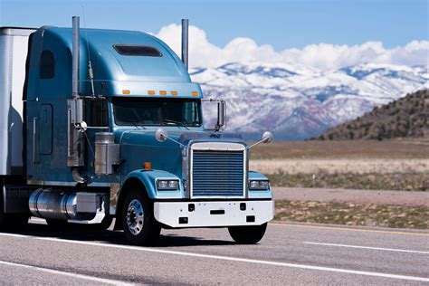 7 Mountain Driving Tips For Truckers - Alltruckjobs.com.