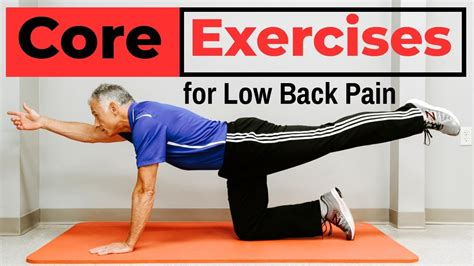 7 Of The Best Exercises For Sciatica During - Simple Back Pain.