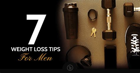 @ 7 Scientifically Proven Weight Loss Tips For Men - Fit .