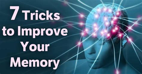 7 Techniques To Help Improve Your Memory - Dr. Mercola.