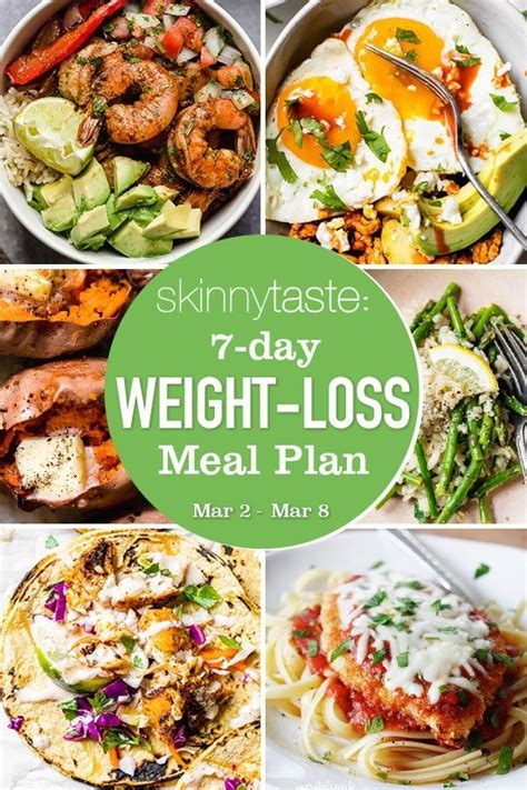 [click]7-Day Meal Plan - Amazon S3.