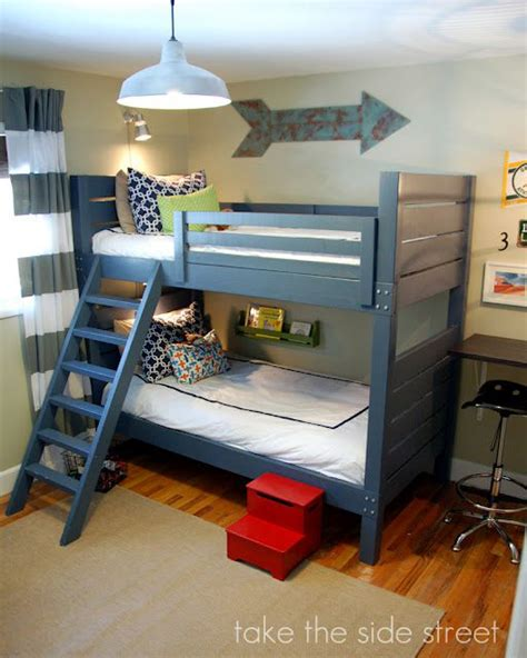 7 Free Bunk Bed Plans