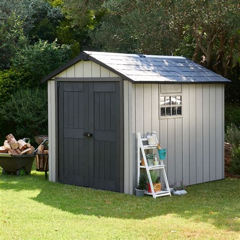 7 X 9 Shed
