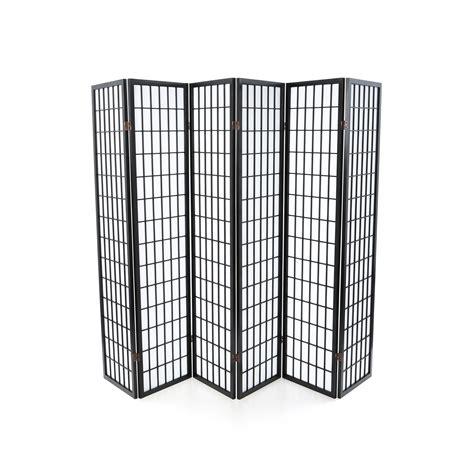 70 x 102 Tejas Shoji 6 Panel Room Divider