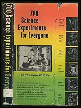 [pdf] 700 Science Experiments For Everyone Compiled By Unesco.