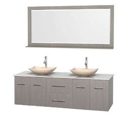 72 Inch Frameless Mirror - Sears Com.