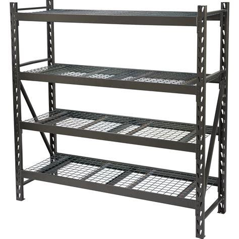 72 Four Shelf Shelving Unit