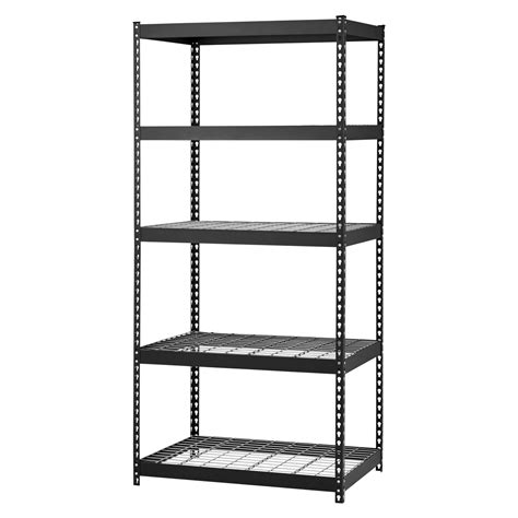 72 H Five Shelf Shelving Unit