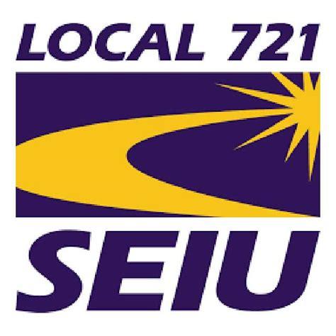 721 Seiu Local 721 Southern California Public Service Workers