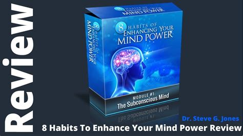 @ 8 Habits To Enhance Your Mind Power Opinion.
