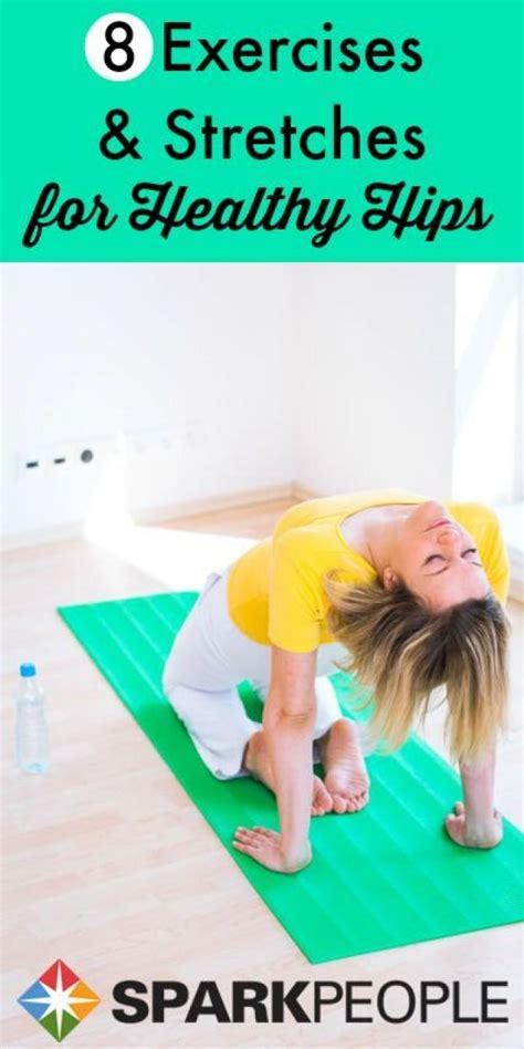 8 hip flexor stretches exercises healthy hips book