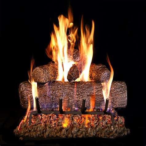 8 Piece Vent Free Natural Gas Logs