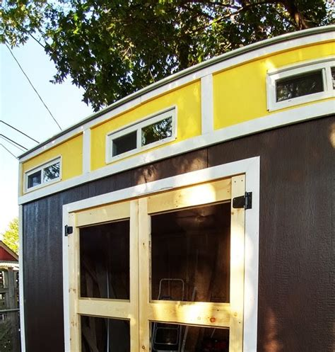 8 By 12 Shed
