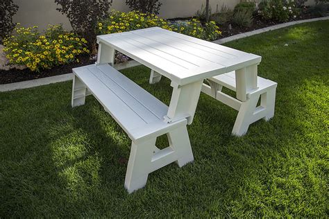 8 Foot Wooden Picnic Tables for Sale