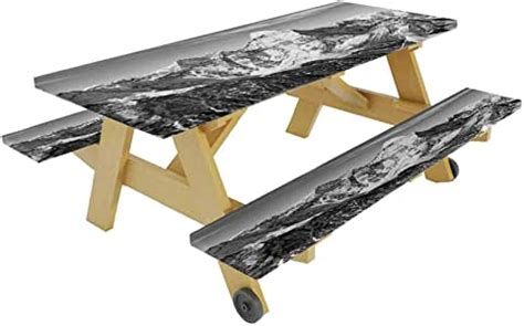 8 Ft Picnic Table And Bench Covers