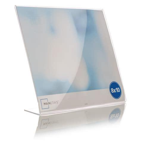 8 X 10 Plastic Picture Frames