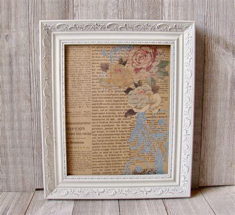 8 X 10 White Plastic Picture Frames
