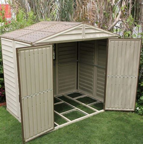 8 X 6 Shed