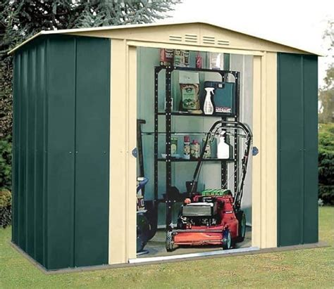 8 X 7 Shed