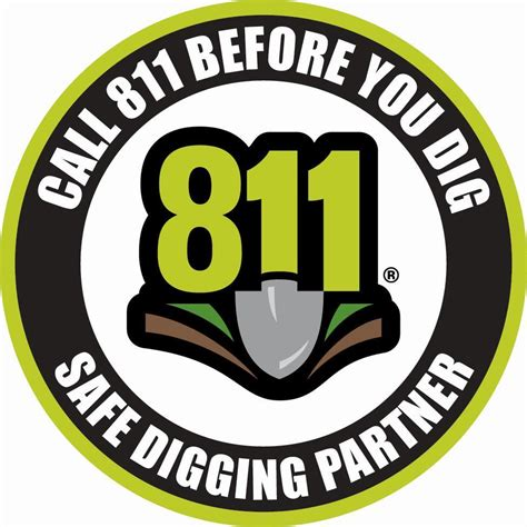 811 Sc 811 Call Before You Dig