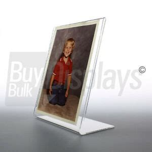 8x10 Acrylic Photo Frames