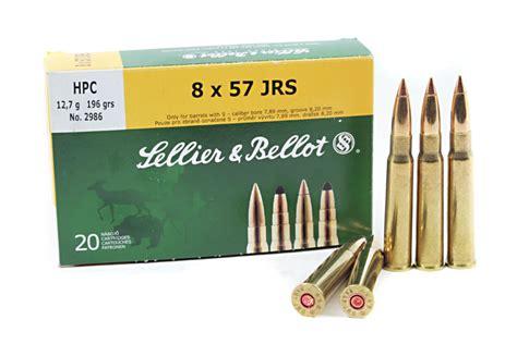 Ammunition 8x57jrs Ammunition