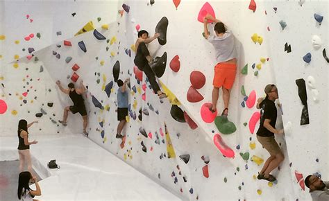 [click]9 Degrees The Changing Face Of Climbing Gyms The North .