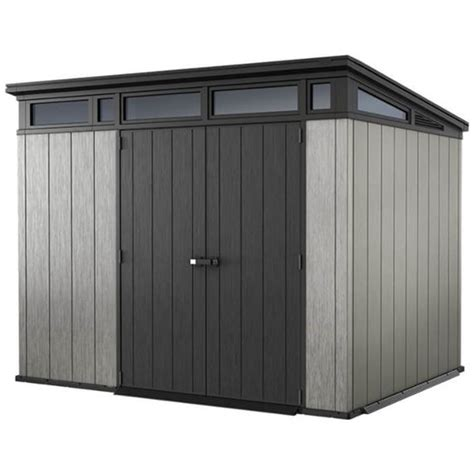 9X7 Shed