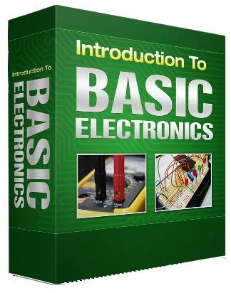 ==>>introduction To Basic Electronics Hands On Mini Course.