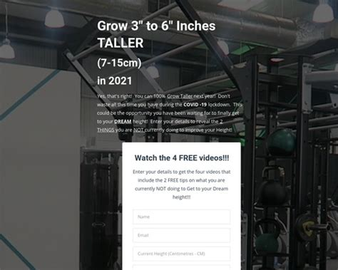 @ How To Grow Taller Number 1 Membership Site In This Niche ≈.
