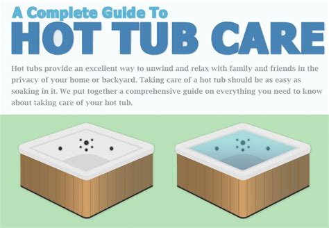 A Beginners Guide To Hot Tub Maintenance - Swim University.