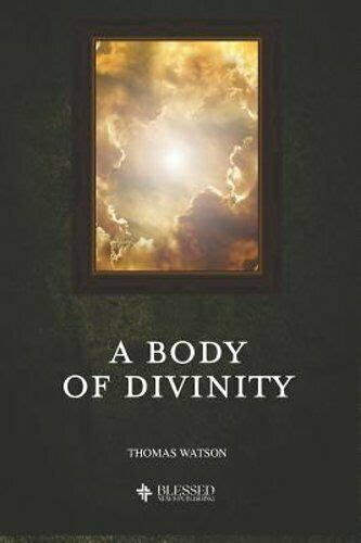 A Body Of Divinity By Thomas Watson - Iclnet.