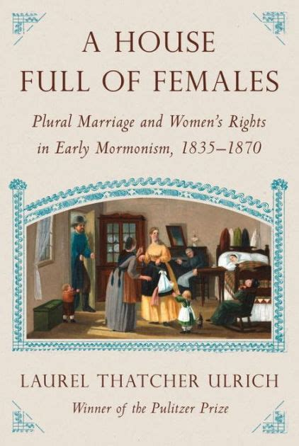 [pdf] A House Full Of Females Plural Marriage And Womens Rights .