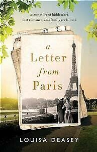 [pdf] A Letter From Paris A True Story Of Hidden Art Lost .