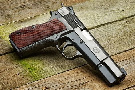 A True Classic The Browning Hi Power  Guncarrier.